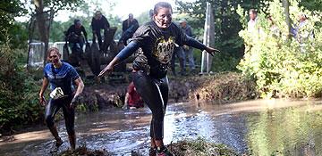Muddy Mayhem returns - bigger and better than ever!