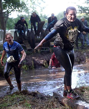 Muddy mayhem returns in 2017 - early birds sign up now!