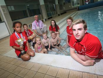 Swim Your Way To Success Durham County Council