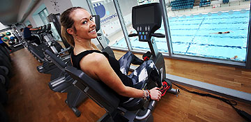 Want three months free gym membership? Sign up at our leisure centres