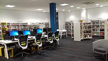 Newton Aycliffe library relocation