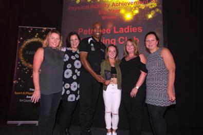 Peterlee Ladies Running Club