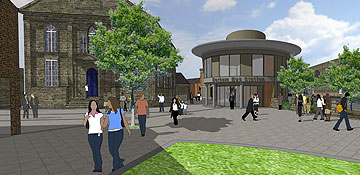 Have your say about proposals for a new bus station