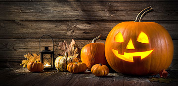 Have a spooky Halloween in County Durham