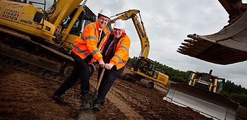 Seeds being sown for jobs and growth at Forrest Park