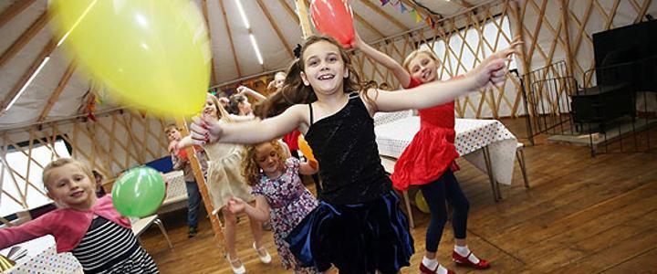 Hardwick Park - birthday parties