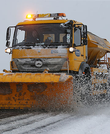 Winter weather, roads and health