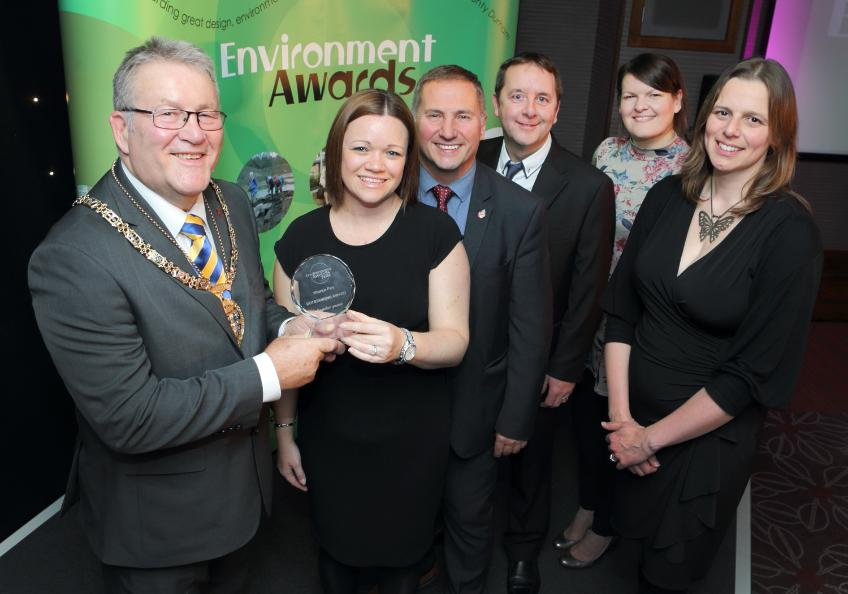 Env Awards 2016