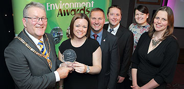 Last chance to apply for County Durham Environment Awards