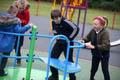 Annfield Plain play space November 2016