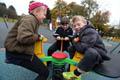 Annfield Plain play space Launch November 2016