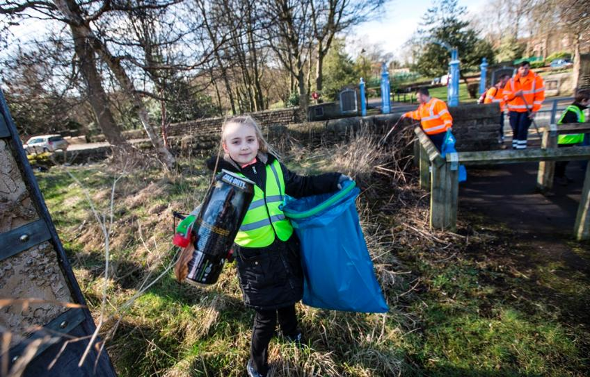 Spruce Up South Moor