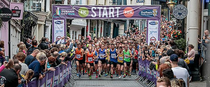 Durham City Run 2017