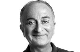 Tony Robinson - photo by Paul Marc Mitchell