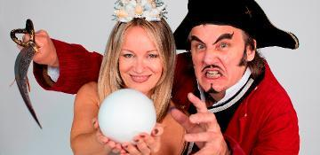 Head out on the high seas for Gala's pirate pantomime