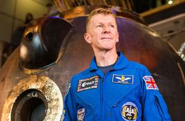 Tim Peake Soyuz Capsule