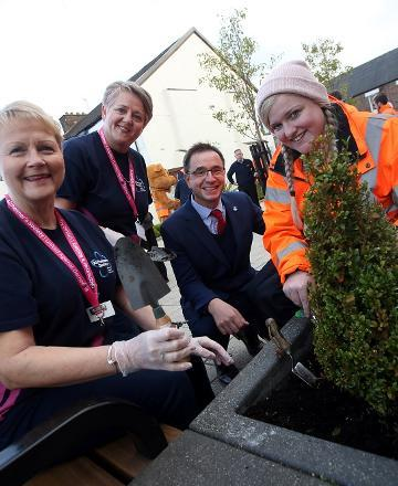 Operation Spruce Up goes dementia friendly