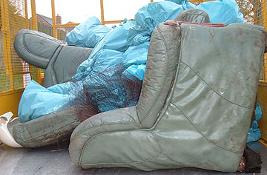 Large items (bulky waste) collections