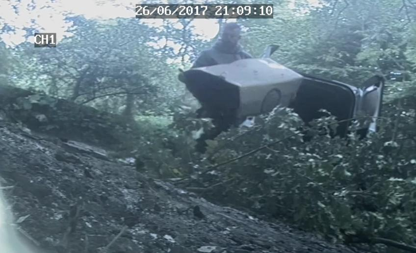 Willas fly-tipping