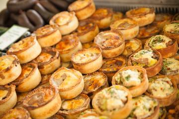 Bishop Auckland Food Festival - Pies