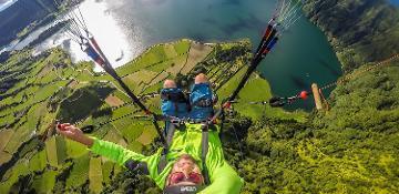 Durham Adventure Festival - Parachute
