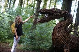 Hardwick Park - Dragon