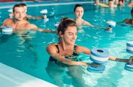 Aqua fitness classes