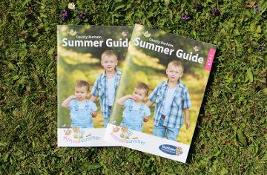 Summer Fun Guide 2018 covers