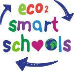Eco2 smart schools logo