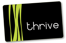 Thrive card