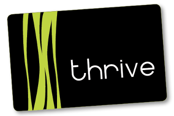 Thrive card