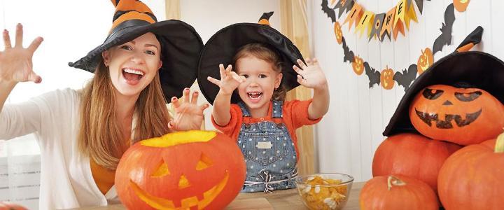 Halloween Activities - mobile version