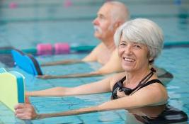Dementia friendly swimming