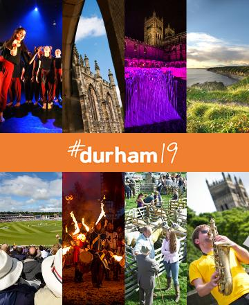 #Durham19 events