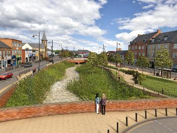 Chester-le-Street flood prevention image