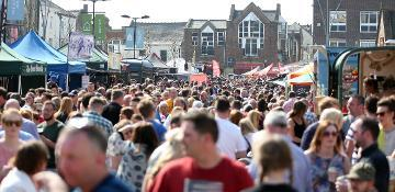 Beer, bites and bingo with a twist at popular food festival