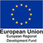 EU Regional Development Fund Logo square