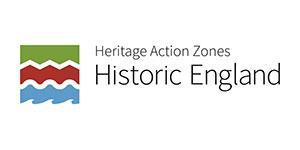 Historic England: Heritage Action Zone logo
