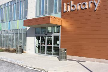 Find a library