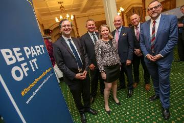 County Durham's leaders take their message to Westminster