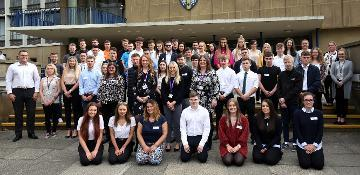 Apprenticeships at the council