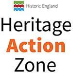 Heritage Action Zone logo