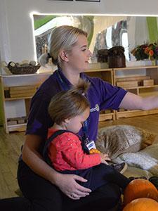 Pedagogies of Care Durham Baby Project Film