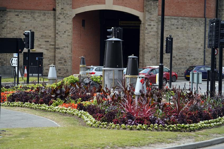 Miners' lamps leazes
