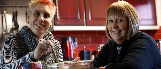 Shared Lives: Debbie and June