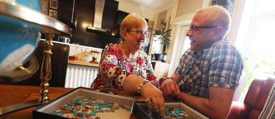 Shared Lives: Jigsaw
