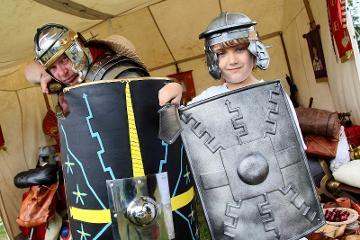 Binchester Roman Fort - Events