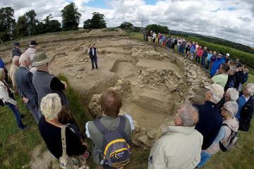 Binchester Roman Fort - visitor information