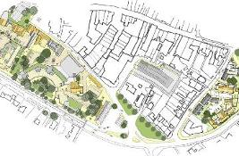 Retail - town centre masterplans