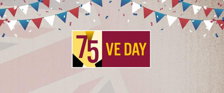 VE Day: from your own home
